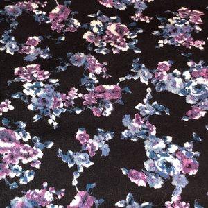 Torrid Black & Floral Leggings wms plus sz 4x